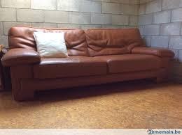 canapé de marque très beau divan ou canapé 3 places de marque roche bobois a