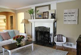 creative of paint for living room ideas with casual living orange