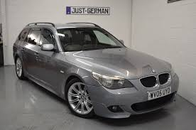 bmw 5 series 530d m sport touring for sale from just german ltd
