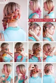 long hairstyles designs braid hair tutorial for summer