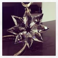 swarovski crystal little star ornament 2009 365 days of