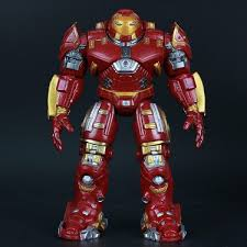 Iron Man Chest Light Pvc Movie Action Figure Movable Joint Cartoon Decor With Chest