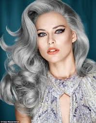 2015 hair trends for 50s woman is granny hair really the 1 hair trend right now the fashion tag