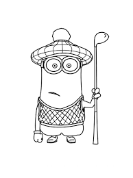 minions 73 animation movies u2013 printable coloring pages