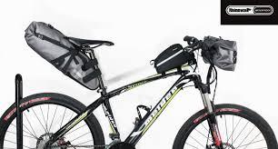 Light Bicycle Waterproof Bike Saddle Bag Bike Seat Bag Bicycle Cycling Saddle