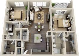 One Bedroom House Designs 3 Bedroom House Designs 3d Home Design Mannahatta Us