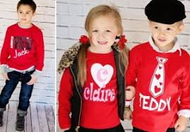 valentines shirts custom s day shirt for kids 13 50 my frugal adventures
