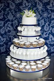 cake pop wedding cake the cupcake tower