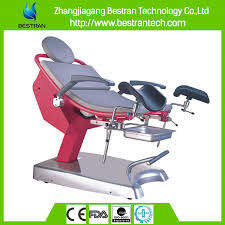 ob gyn stirrups for bed or massage table bt gc005a luxury hospital medical gynecological ob gyn exam tables