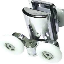 Replacement Shower Door Wheels Shower Door Wheels Roller Wheels Of A Curved Shower Door Shower