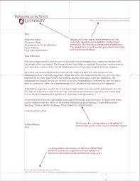 Business Letter Template For Letterhead Business Letter Format Exle Letterhead Therefore The Formal