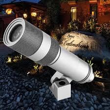 Spotlight Landscape Lighting Cree Led 5w Garden Lawn Light Ip67 Waterproof 12 24v Low Voltage