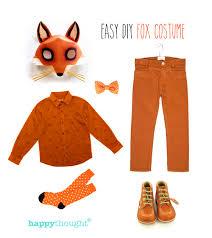 Fox Halloween Costume Simple Diy Ideas Easy Fun Dress Animal Costume Ideas Fox