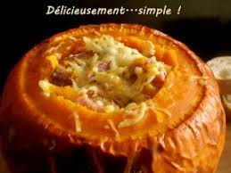 tf1 recette de cuisine gratin de potimarron par délicieusement simple