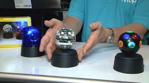 mini disco ball light cheetah funki party set mini disco lights maplin a63wb youtube