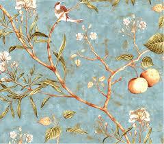 apple tree bloom wallpapers american vintage do the old apple tree flower pattern wallpaper