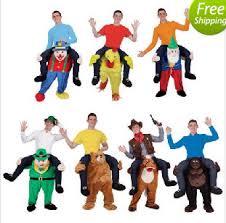 Piggyback Halloween Costume 2016 Special Children U0027s Halloween Costume Mascot Pants Sell