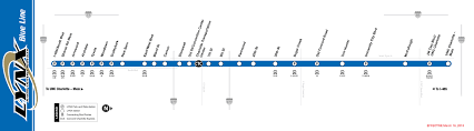 light rail schedule charlotte nc ble line map 01 jpg