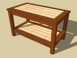 coffee table coolest pallet coffee table plans confortable
