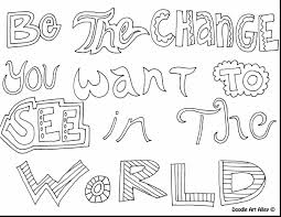 fabulous quotes coloring pages with graffiti coloring pages