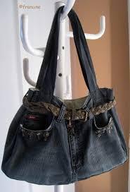 patron sac cuir gratuit le sac à main taillé dans un jean