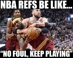 Meme Sport - nba memes refs be like facebook