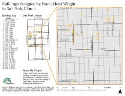 Frank Lloyd Wright Floor Plan V1 Buildings Designed By Frank Lloyd Wright In Oak Park U2026 Flickr