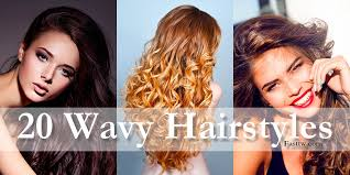 Natural Wavy Hairstyles 20 Wavy Hairstyles Summer Waves Hair For Your Strands Court