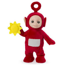 Teletubby Halloween Costumes Teletubbies 11 U201d Dancing Po Plush Music Poseable Arms