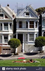 Victorian House San Francisco by Us San Francisco Old Victorian Houses On Alamo Square Photo Gerrit