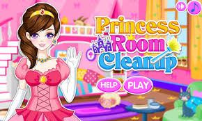 Room Awesome Barbie Game Room by Princess Room Cleanup Android Apps On Google Play