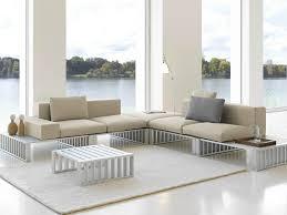 canape haut de gamme decoration mobilier jardin haut gamme flat garden canapé table