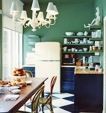 kã hlschrank 50er design retro küchen at beste wohnideen