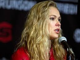 Ronda Rousey elege sua adversária preferida para defesa de ...