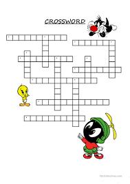 crossword esl jobs u0026 english worksheet jobs and occupations