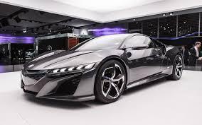 honda supercar concept detroit 2013 acura stuns with the nsx concept u2026again