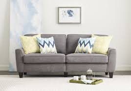 How Much Does A Sofa Weigh Serta At Home Serta Rta Astoria 73