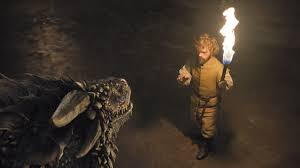game of thrones what tyrion interacting with dragons means