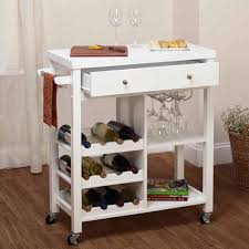 kitchen carts kitchen island with sliding drawers crosley white