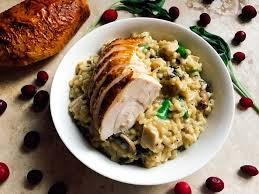 green bean thanksgiving recipes thanksgiving leftovers risotto three olives branch