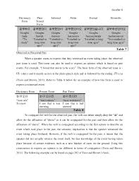 korean tense and aspect