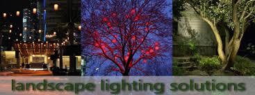 Tree Lights Landscape Tree Lights And Hanging Outdoor Fixtures