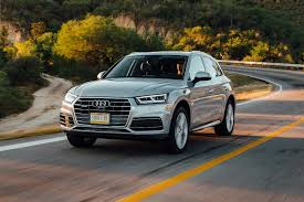 audi q5 per gallon 2018 audi q5 manages to almost sip fuel the wheel