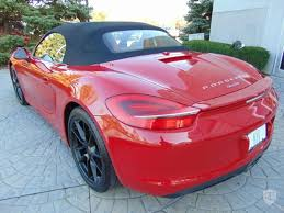 pink convertible porsche 2015 porsche boxster in dublin oh united states for sale on
