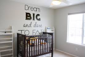 Wall Decal Quotes For Nursery by Dream Big And Dare To Fail Vinyl Decal For Walls Or Windows