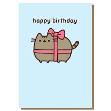 Meme Happy Birthday Card - themes birthday pusheen happy birthday card in conjunction with