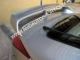 nissan 350z nismo v3 front bumper nissan 350z z33 nismo v3 style bodykit ช ดแต งน สส น350z แบบ