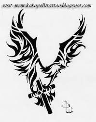 image result for tribal eagle tattoo tattoos pinterest