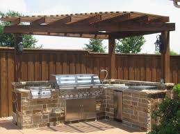 cuisine d été extérieure en construire cuisine d ete vos idées de design d intérieur
