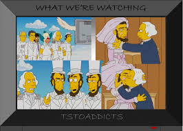 Simpsons Treehouse Of Horror 19 Where Did That Come From U2013 George Washingtonthe Simpsons Tapped
